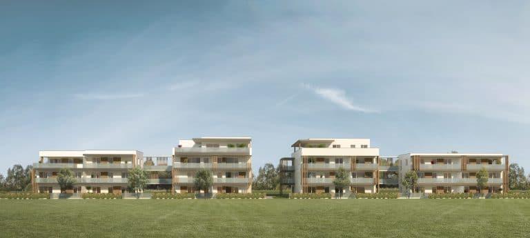 OASIS_Andritz_Ansicht_West_Wohngebäude