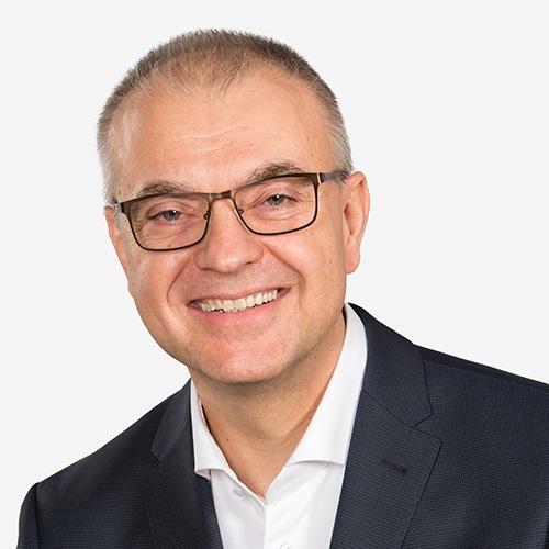 Team-Mitglied Helmut Prattes