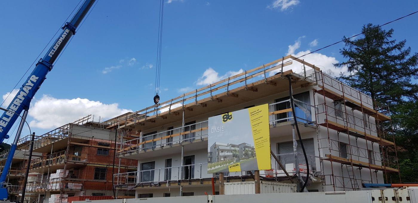 Bauprojekt Graz-Andritz
