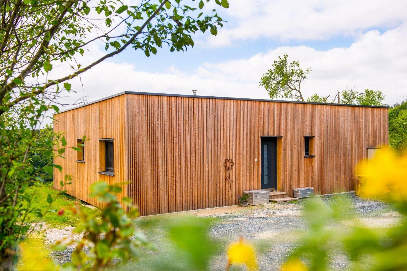 Box Mahlknecht - Ein Haus zum Mitnehmen