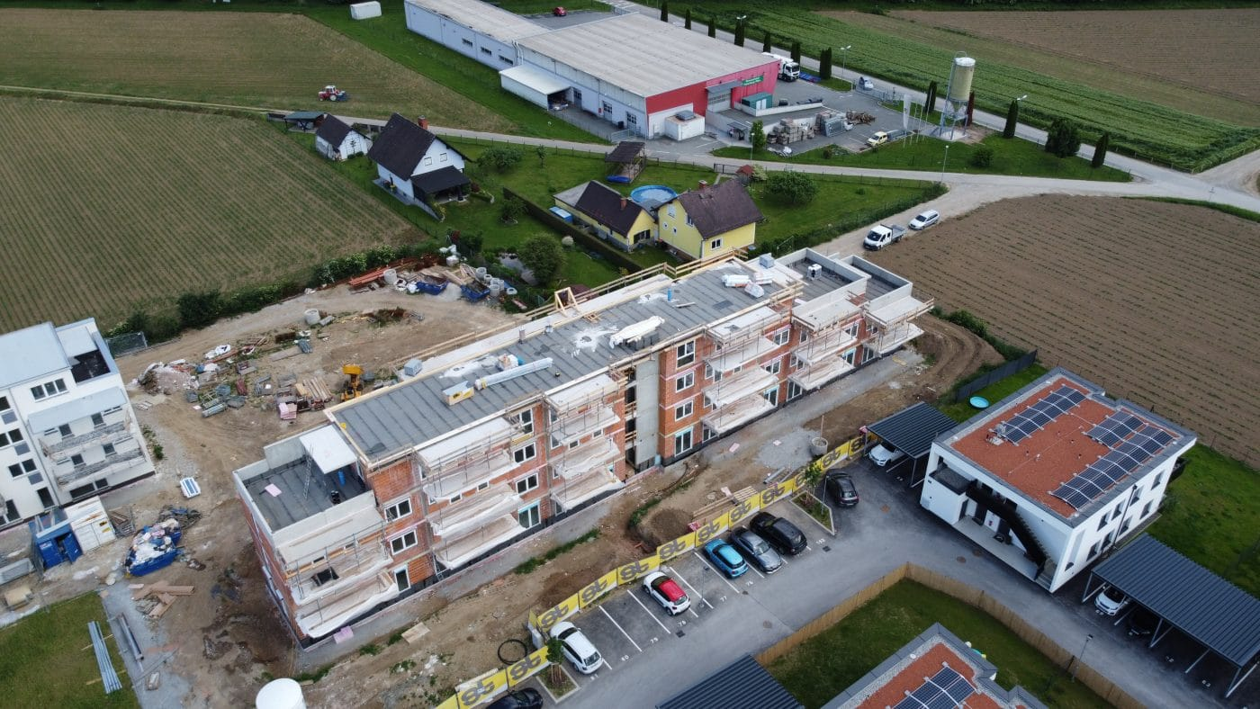 Bauprojekt in Seiersberg, Haus 11