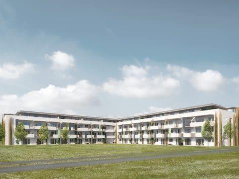Wohnung Wohnprojekt Premstätten Zentrum BK I